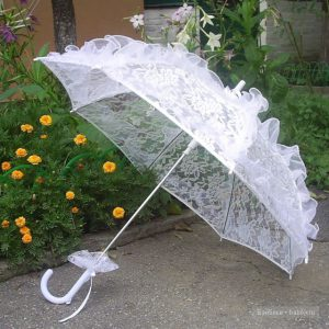 Веера, зонтики